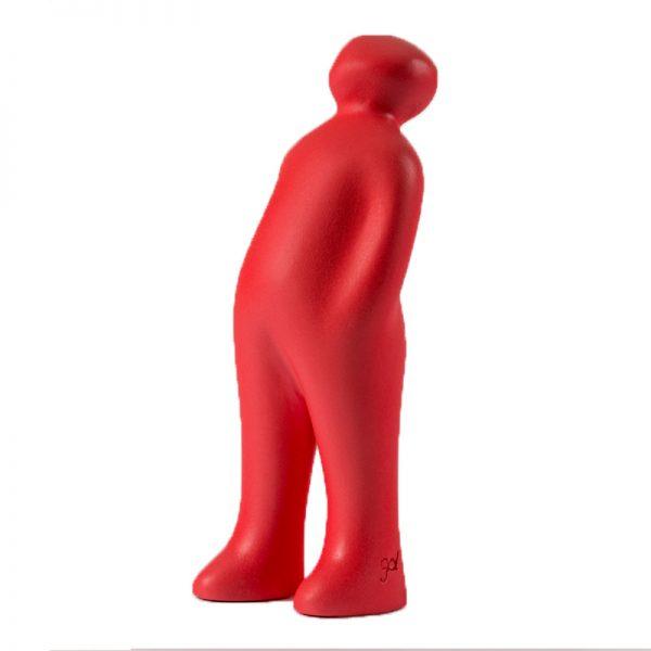 Visitor Red Urucum Clear