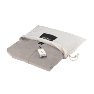 Vetsak Hoes Velvet Light grey
