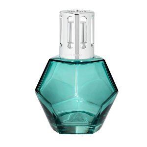 Lampe Geometry Bleu
