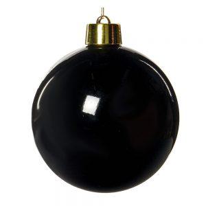 Kerstbal Zwart
